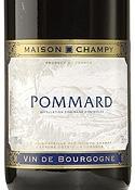 Maison Champy Pommard 2006, Ac Bottle