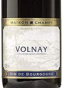 Maison Champy Volnay 2006, Ac Bottle