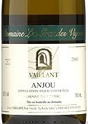 Domaine Les Grandes Vignes Varenne De Combre 2003, Ac Anjou, Estate Btld. Bottle
