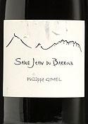 Saint Jean Du Barroux Oligocène 2004, Ac Côtes De Ventoux Bottle