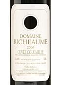 Domaine Richeaume Cuvée Columelle 2006, Ac Côtes De Provence Bottle