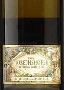 Reichsgraf Von Kesselstatt Riesling Auslese # 6 2006, Qmp, Josephshöfer, Estate Btld. Bottle