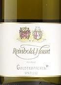 Reinhold Haart Riesling Spätlese 2004, Qmp Piesporter Goldtröpfchen Bottle