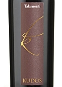 Talamonti Kudos 2004, Igt Colline Pescaresi Bottle