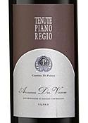 Cantine Di Palma Piano Regio Aglianico Del Vulture 2003, Doc  Basilicata Bottle