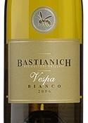 Bastianich Vespa Bianco 2006, Igt Venezia Giulia Bottle