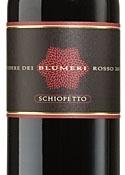 Schiopetto Poderi Dei Blumeri Rosso 2003, Igt Venezia Giulia Bottle
