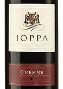 Ioppa Ghemme 2003, Docg Bottle