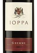 Ioppa Ghemme 2003, Docg Bottle