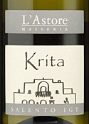L'astore Masseria Krita 2006, Igt Salento Bottle