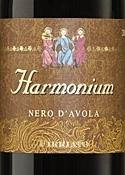 Firriato Harmonium Nero D'avola 2006, Igt Sicilia Bottle