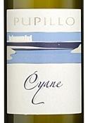 Pupillo Cyane Moscato 2007, Igt Sicilia Bottle