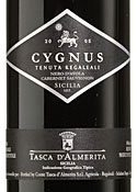 Tasca D'almerita Cygnus Nero D'avola/Cabernet Sauvignon 2005, Igt Sicilia Bottle