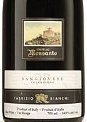 Castello Di Monsanto Fabrizio Bianchi Sangiovese 2001, Igt Toscana Bottle