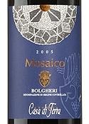 Fattoria Casa Di Terra Mosaico 2005, Igt Bolgheri Bottle