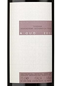 Montepoloso A Quo 2008, Igt Toscana Bottle