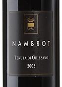 Tenuta Di Ghizzano Nambrot 2005, Igt Toscana Bottle