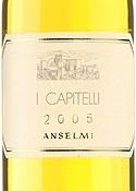 Anselmi I Capitelli Passito 2005, Igt Veneto Bottle