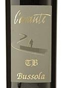 Tommaso Bussola L'errante 2003, Igt Vino Rosso Veronese Bottle