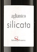 Fattoria Selvanova Silicata Aglianico 2004, Igt Terre Del Volturno Bottle