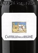 Castello Delle Regine Merlot 2004, Igt Umbria Bottle