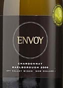 Spy Valley Envoy Chardonnay 2006, Marlborough, South Island Bottle
