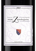Quinta Do Zambujeiro Terra Do Zambujeiro 2004, Vinhos Regional Alentejano Bottle