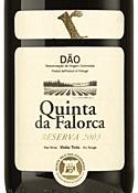 Quinta Da Falorca Reserva 2003, Doc Dão Bottle