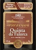 Quinta Da Falorca Touriga Nacional 2003, Doc Dão Bottle