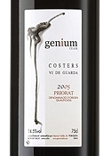 Genium Celler Costers Iv De Guarda 2005, Do Priorat Bottle