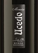 Bodegas Gancedo Ucedo Mencia 2005, Do Bierzo Bottle