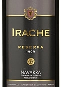 Irache Reserva 1999, Do Navarra Bottle