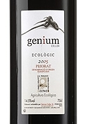 Genium Celler Ecològic 2005, Do Priorat Bottle