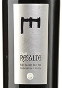Gran Resalte 2000, Do Ribera Del Duero Bottle
