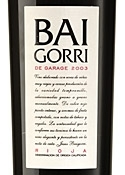 Baigorri Vino De Garage 2003, Doca Rioja Bottle