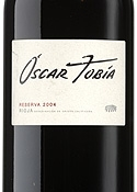 Óscar Tobía Reserva 2004, Doca Rioja, Estate Btld. Bottle