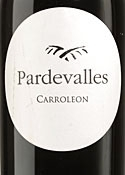 Pardevalles Carroleon Prieto Picudo 2005, Do Tierra De León Bottle