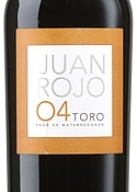 Pago De Matarredonda Juan Rojo Tinta 2004, Do Toro Bottle