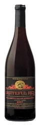 Redhawk Vineyard Grateful Red Pinot Noir 2008, Willamette Valley Bottle