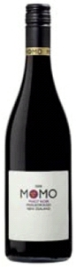 Momo Pinot Noir 2008, Marlborough, South Island Bottle