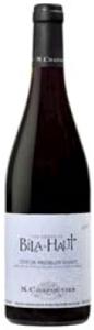 M. Chapoutier Les Vignes De Bila Haut 2008, Ac Côtes Du Roussillon Villages Bottle