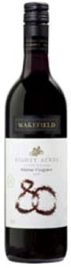 Wakefield Eighty Acres Shiraz/Viognier 2007, Clare Valley, South Australia Bottle