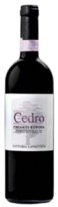 Cedro Chianti Rufina 2006, Docg Bottle