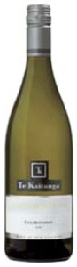 Te Kairanga Chardonnay 2007, Martinborough, North Island Bottle