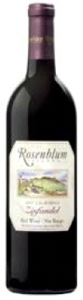 Rosenblum Zinfandel 2007, California Bottle