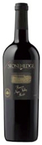 Stonehedge Reserve Merlot 2006, Rutherford, Napa Valley, Special Vineyard Select Bottle
