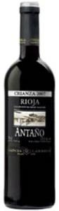 García Carrión Antaño Crianza 2007, Doca Rioja Bottle