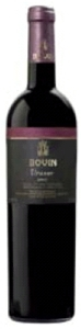 Bovin Vranec 2007, Tikves Wine Region Bottle
