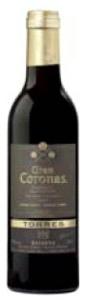 Torres Gran Coronas Reserva Cabernet Sauvignon 2005, Do Penedès (375ml) Bottle