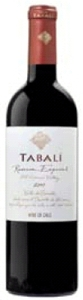Tabalí Reserva Especial 2007, Limari Valley Bottle